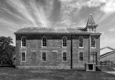 Photograph - Bardstown First Church - 1812 - 2 by Frank J Benz