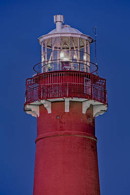 Photograph - Barnegat Lighthouse by Susan Candelario