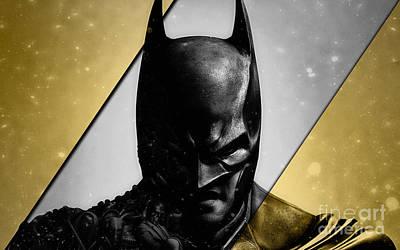 Batman Collection Art Print