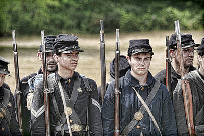 Photograph - Battle Ready by Steve McKinzie