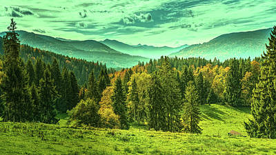 Photograph - Bavarian Autumn Beauty by Pixabay
