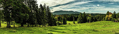 Photograph - Bavarian Autumn Panorama by Pixabay