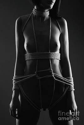 Photograph - Bdsm by Erotic Art