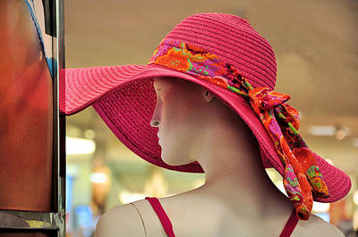 Photograph - Beach Hat by Jan Amiss Photography