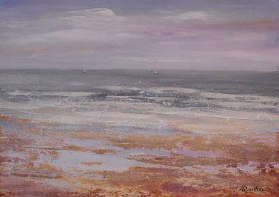Beach Of The Baltic Sea Original