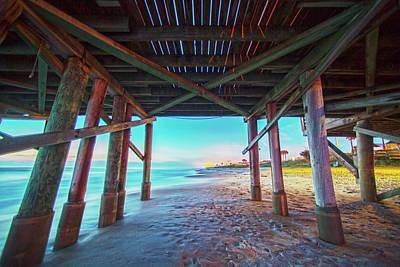 Photograph - Beach View by Robert Och