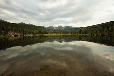 Photograph - Bear Lake by Sue Collura