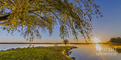 Sunrise Photograph - Bear Lake Sunrise by Twenty Two North Photography