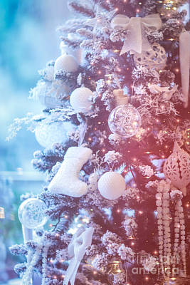 Photograph - Beautiful Christmas Tree by Anna Om