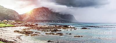 Photograph - Beautiful Landscape Of Betty's Bay by Anna Om