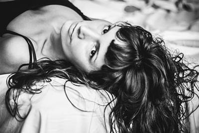Photograph - Bed Portrait  by Ana Leko Nikolic