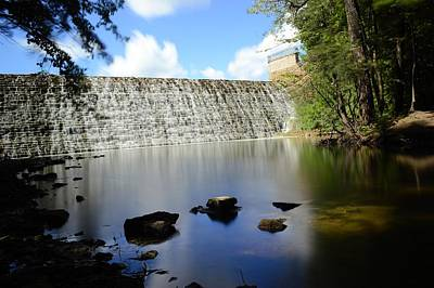 Photograph - Beeds Lake Dam by Bonfire Photography