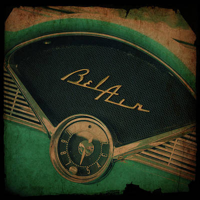 Photograph - Belair Dashboard by Joel Witmeyer