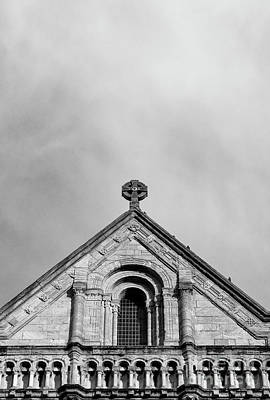 Photograph - Belfast Cathedral, St Anne's by Jim Orr