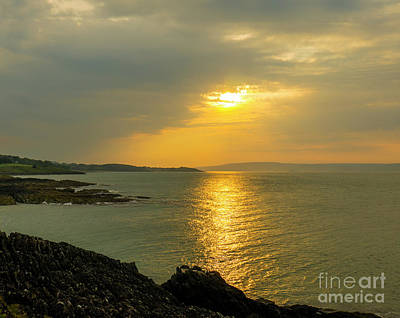 Photograph - Belfast Lough by Jim Orr