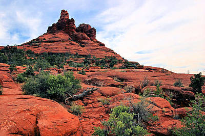 Photograph - Bell Rock by Kristin Elmquist