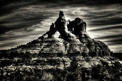 Photograph - Bell Rock Sedona Arizona by Roger Passman