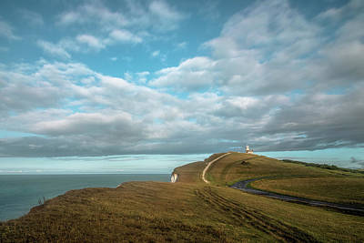Down East Photograph - Belle Tout - England by Joana Kruse