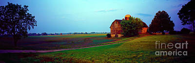 Photograph - Beltz Farm Gilbert's  by Tom Jelen