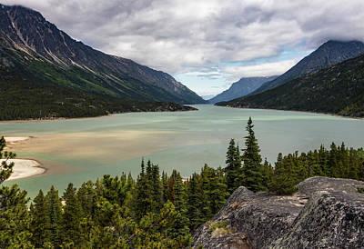 Photograph - Bennett Lake by Ed Clark