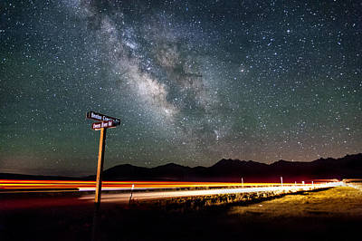 Photograph - Benton Crossing And Owens River Rd. by Cat Connor
