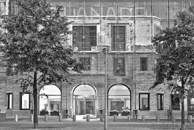 Photograph - Berlin Hotel Esplanade by Marek Stepan