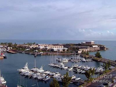 Photograph - Bermuda by Gary Wonning