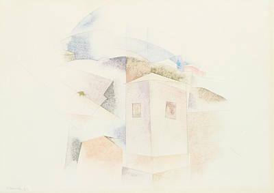 Bermuda No. 4 Art Print by Charles Demuth