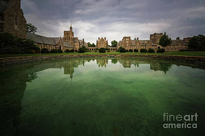 Berry College Photograph - Berry College by Doug Sturgess