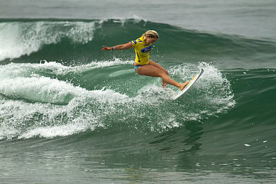 Photograph - Bethany Hamilton by Waterdancer