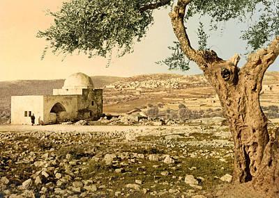 Photograph - Bethlehem Rachel Tomb by Munir Alawi