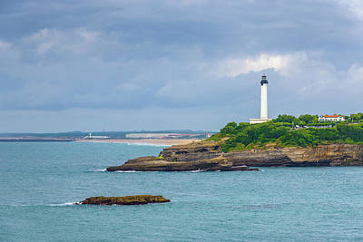 Photograph - Biarritz Lighthouse by Dutourdumonde Photography