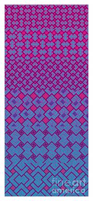 Digital Art - Bibi Khanum Ds Patterns No.4 by Mamoun Sakkal