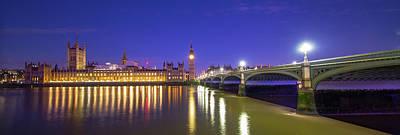 Photograph - Big Ben London  by Mariusz Czajkowski