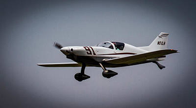 Photograph - Big Muddy Air Race Number 91 by Jeff Kurtz