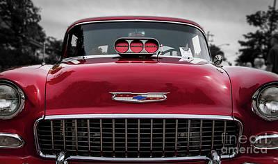 Photograph - Big Red by Deborah Klubertanz