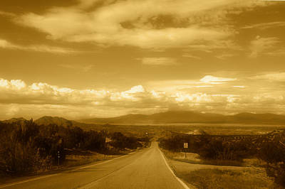 Photograph - Big Sky Country by Kathleen Stephens