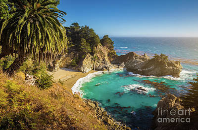 Photograph - Big Sur by JR Photography