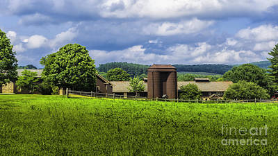 Photograph - Billings Farm And Museum by Scenic Vermont Photography