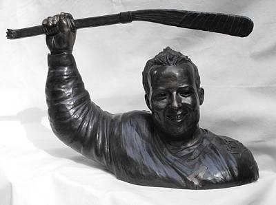 Florence Biennale Sculpture - Billy Bridges by JA Fligel