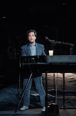 Photograph - Billy Joel by Rich Fuscia