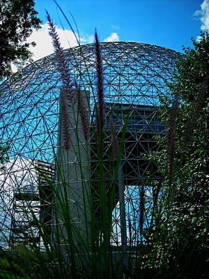Helene Photograph - Biosphere Montreal by Juergen Weiss