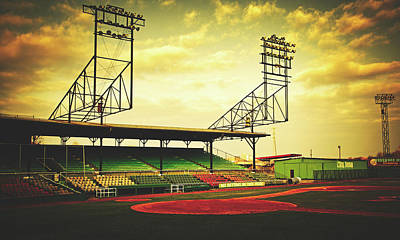 Photograph - Birmingham's Historic Rickwood Field by Library Of Congress