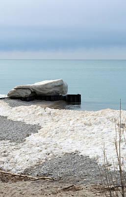 Keith Richards - Bit of Ice by Linda Kerkau