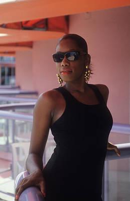 Black Beauty In Nassau Art Print