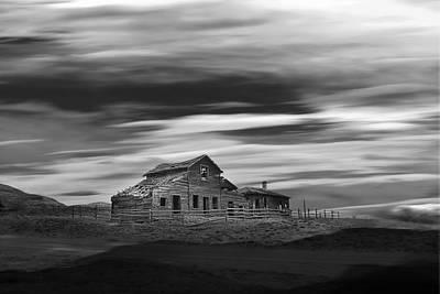 Photograph - Black Sage by John Poon