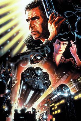 Blade Runner Digital Art - Blade Runner 1982 by Unknown