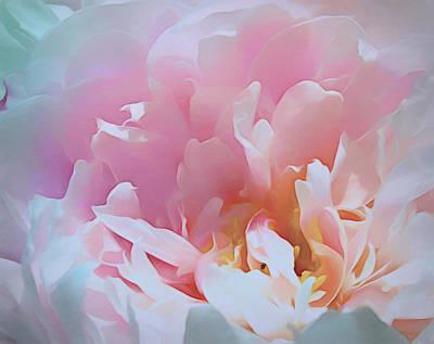 Mixed Media - Bliss by Lynda Lehmann