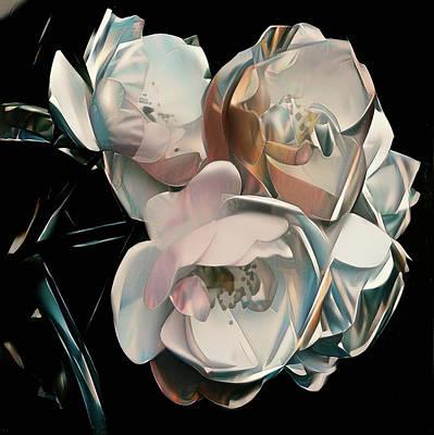 Digital Art - Blossom by Yury Malkov