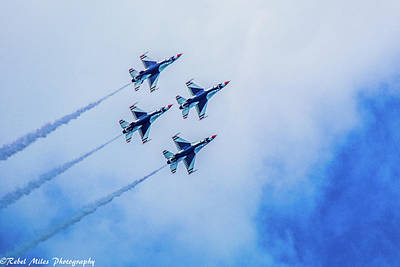 Michael Jackson - United States Air Force Thunderbirds by Johnny Yen